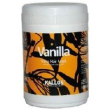Kallos Cosmetics Vanilla 1000ml - Hair Mask...