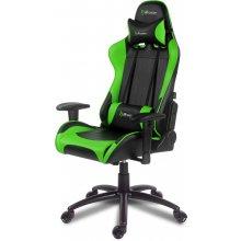 Arozzi Gaming стул Verona чёрный / зелёный -...