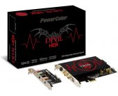 Helikaart PowerColor Devil HDX Soundcard 7.1
