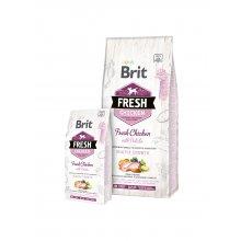 Brit Fresh Chicken & Potato Puppy Healthy...