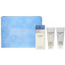 Dolce & Gabbana Light Blue, Edt 100ml +...