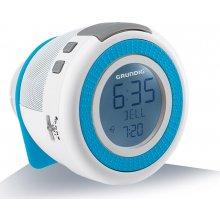 Радио Grundig Sonoclock 220 белый / синий
