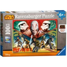 RAVENSBURGER 100 ELEMENTÓW Star Wars Rebels