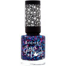 Rimmel London Glitter Bomb Top Coat 018...