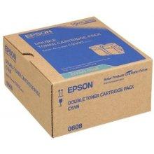 Тонер Epson AL-C9300N двойной PACK