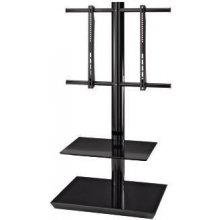 Hama TV-Stand, 1160 mm, 2 Ablagen чёрный