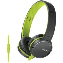 Sony MDR-ZX660APG roheline