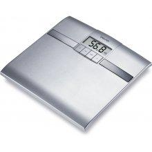 Весы BEURER BF18, LCD, серебристый,  CR2032...