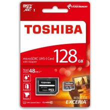 Флешка TOSHIBA SDXC 128GB N301 EXCERIA R48
