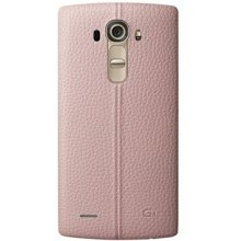 LG кожаный batterycover CPR-110 Pink for G4