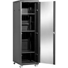 "Linkbasic rack cabinet 19"" 42U 600x600mm..."