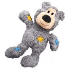 Kong CAT SOFTIES PATCHWORK BEAR