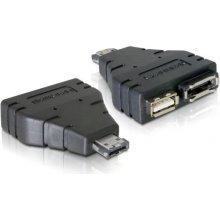 Delock SATA adapter eSATAp -> eSATA + USB...