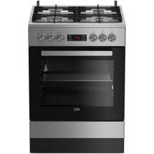 Pliit BEKO Gas electric-cooker FSM62332DXT |...