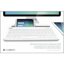 Klaviatuur LOGITECH Bluetooth Multi-Device...