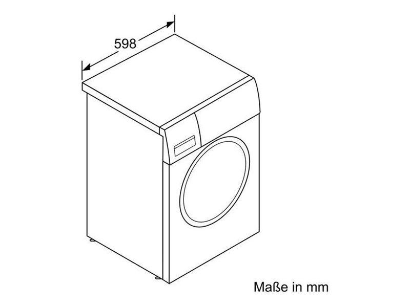 Например, пользователь может спутать ее с узкой стиралкой.