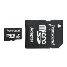 Mälukaart Transcend microSD Karte 1GB