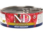 Farmina N&D QUINOA Weight Management Cat...