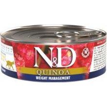 Farmina N&D QUINOA Weight Management Cat...