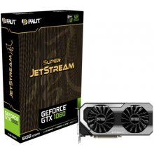 Videokaart PALIT GeForce GTX 1060 Super...