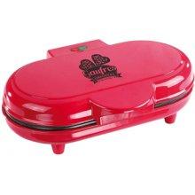 DOMOCLIP Waffle maker DOP144 Pink, 1000 W...