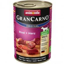 Animonda GranCarno ADULT loomaliha + süda...