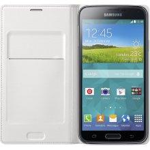 Samsung EF-WG900BWE Flip-Wallet белый mit...