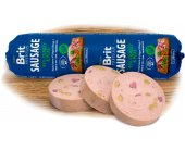 Brit Sausage Turkey & Peas (Grain-Free) 800g