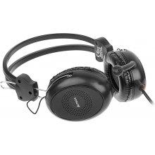 A4 Tech (HS-30)ComfortFit стерео наушники с...