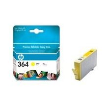 Tooner HP INC. HP 364 kollane tint Cartridge...