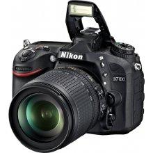 Fotokaamera NIKON D7100 + 18-105 VR