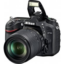 Фотоаппарат NIKON D7100 + 18-105 VR