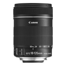 Canon EF-S 18-135mm f/3.5-5.6 IS, SLR...