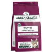 Arden Grange Adult Cat с курицей и рисом -...