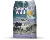 Taste of the Wild Sierra Mountain Roasted...