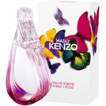 Kenzo Madly Kenzo, EDT 50ml, tualettvesi...
