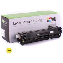 Тонер ColorWay Toner Cartridge, жёлтый, HP...