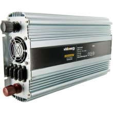 Whitenergy Inverter 12V DC - 230V AC Power...