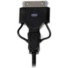 StarTech.com 0.65m Micro USB / USB, 2.0, USB...