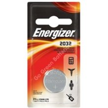 ENERGIZER CR2032, liitium, 1 pc(s)
