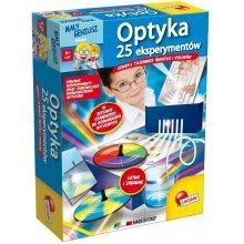 Liscianigiochi Optics - 25 experiments...