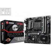 Emaplaat MSI Mainboard | | AMD B350 | SAM4 |...