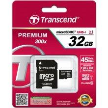 Mälukaart Transcend mälu MICRO SDHC 32GB...