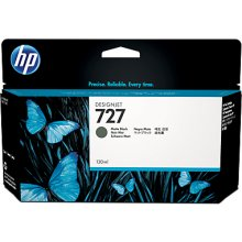 Тонер HP 727 130-ml Matte чёрный, Matte...
