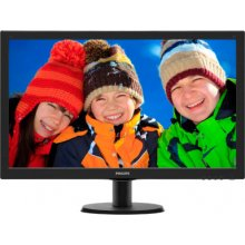 "Monitor Philips 27"" 273V5LHAB LED HDMI..."