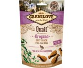 Carnilove Quail with Oregano Soft Snack for...