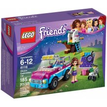 LEGO Friends 41116 Olivias Expedition Car