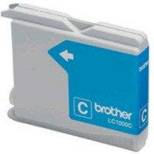 Tooner BROTHER LC-1000C tint CARTRIDGE...