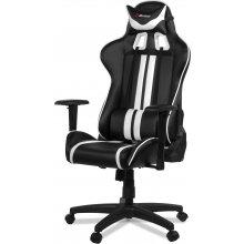 Arozzi Gaming стул Mezzo чёрный / белый - PU