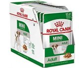 Royal Canin Mini Adult WET (karp 12tk x 85g)...